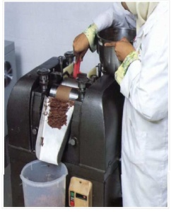Refining (penghalusan) source. http://acarserpil.blogcu.com/palm-based-chocolate-products/5549656